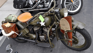 WW2 Indian Motorcycle